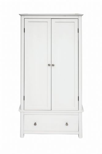 Stirling 2 Door 1 Drawer Wardrobe